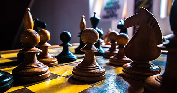 In your small business chess game are you Deep Blue or Casparov?